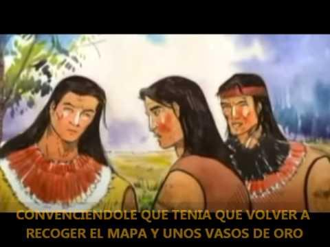 LEYENDA DE LOS HERMANOS AYAR - YouTube