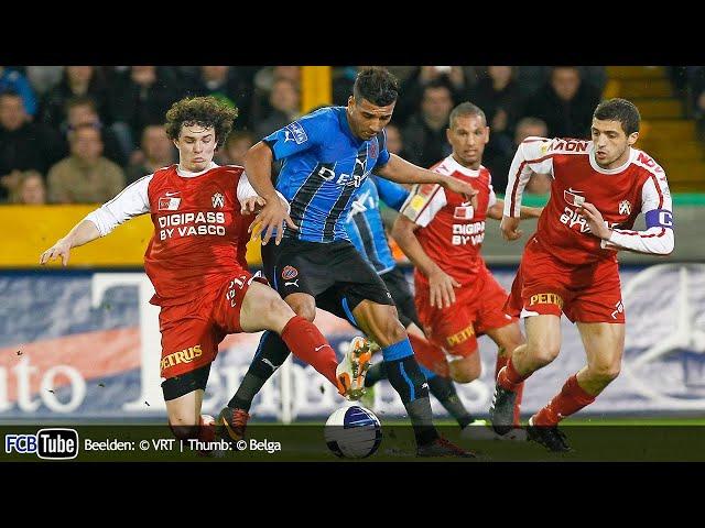 2010-2011 - Jupiler Pro League - 29. Club Brugge - KV Kortrijk 4-1