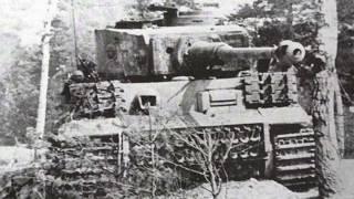 Tiger vs. Comet - Germany 1945