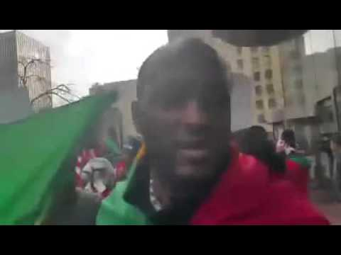Ethiopia  Seattle Protest against government attack of Oromo students