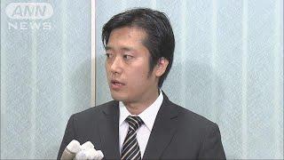丸山議員の辞職勧告提出へ 立憲が自民にも呼びかけ(19/05/17)