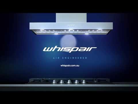 Whispair Rangehoods - EP03 - Unique Rangehood Features Explained