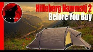 Before You Buy - Hilleberg Nammatj 2 - Pitching Instruction