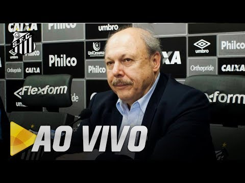 SANTOS ANUNCIA NOVO EXECUTIVO DE FUTEBOL
