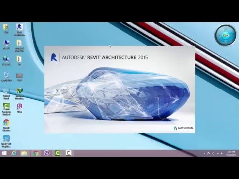 How to install Autodesk Revit Architecture 2015