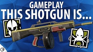 This Shotgun is... - Para Bellum Gameplay - 6News - Tom Clancy's Rainbow Six Siege - R6