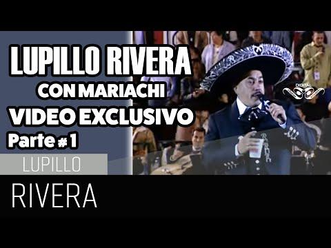 Parte 01 - Jenni Rivera / Lupillo - Pico Rivera Sports Arena / Video Inedito / Cintas Acuario Musica