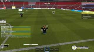 Playing Roblox RS 15