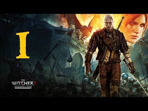 THE WITCHER 2: Assassins of Kings #1 | Let's Play