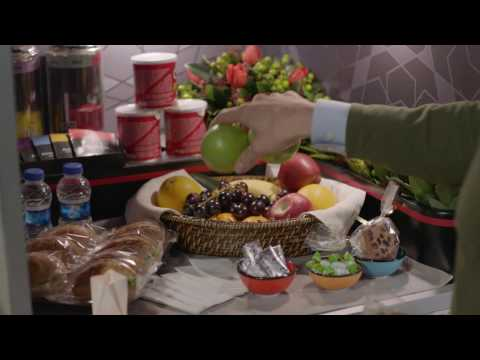 Turkish Airlines: Snack Bar