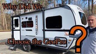 Choosing the GeoPro - Why did we?