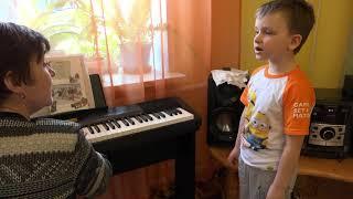 Урок вокала Натальи Федоровой -