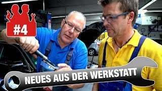 Festgebackene Audi-Glühkerze | Neues aus der Werkstatt #4 | Die Autodoktoren