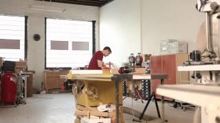 Making Of Newton Vineyard's Puzzle Tray