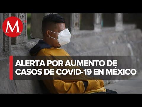 ¿Por qué México ya vive una tercera ola de covid-19?