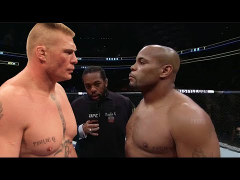 UFC 247: Brock Lesnar versus Daniel Cormier MEGAFIGHT!!!