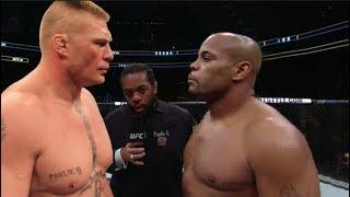 UFC 269: Brock Lesnar versus Daniel Cormier MEGAFIGHT!!!