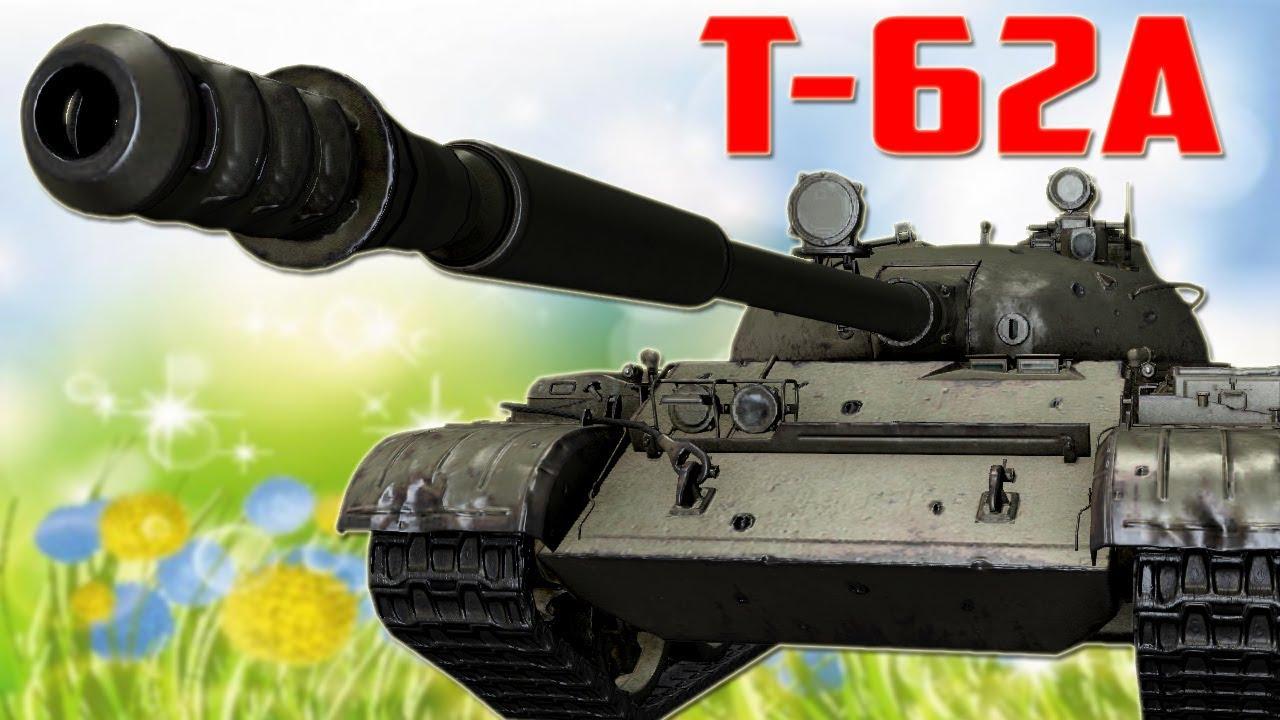 Pokaż co potrafisz !!! #948 – RagingPototo na T-62A
