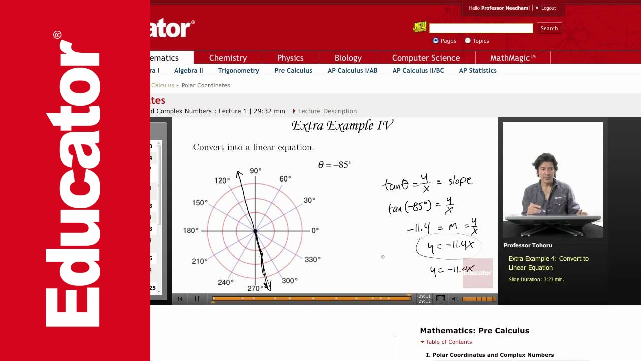 an overview of calculus algebra and trigonometry in mathematics This question is a little meta i hope i'm in the right place in my experience the teaching of calculus is normally delayed until after learning basic trigonometry.