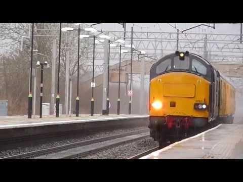 37611 Derby RTC Carlisle High Wapping Sidings AB 1/3/15