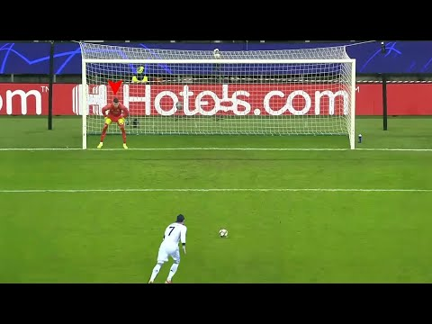 Penalty Saves that