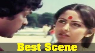 47 Natkal Movie : Jayaprada, And Chiranjeevi, Best Scene