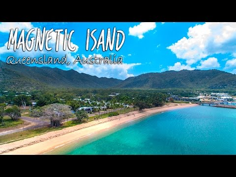 Magnetic Island 2016 - 4k Drone Footage (Phantom 4)