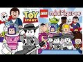 LEGO Toy Story Minifigures Series - CMF Draft!