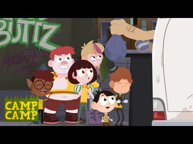 Camp Camp Season 3, Episode 11 Clip | Rooster Teeth