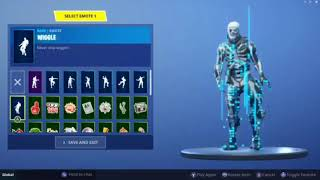 Selling cracked fortnite account cheap rare skull trooper