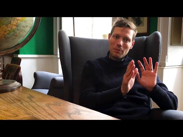 Forstå dit DNA – forfatter Lasse Folkersen fortæller
