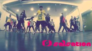 SALSATION | Like Ah Boss (Choreo by Alejandro Angulo)