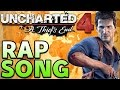 """UNCHARTED 4 RAP """"Edge of the Globe"""" SONG by TryHardNinja & Rockit Gaming"""