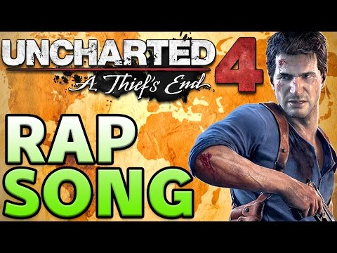 "UNCHARTED 4 RAP ""Edge of the Globe"" SONG by TryHardNinja & Rockit Gaming"