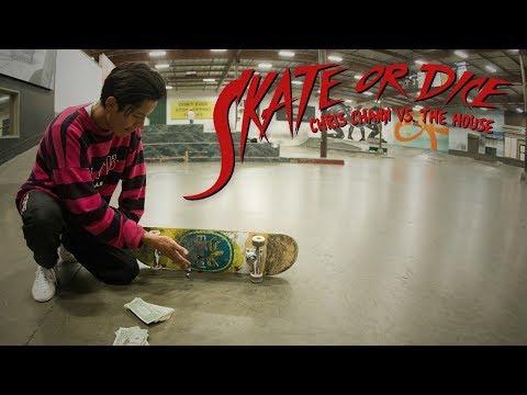 Chris Chann Vs. The House - Skate Or Dice!