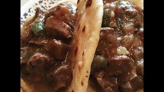 Taco Tuesday - Carne Guisada Tacos