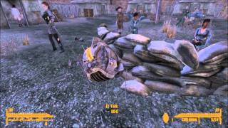 fallout new vegas dance mod awesome
