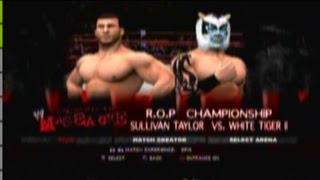 Ring Of Power: Blood In The Water 2015 Part  7- Sullivan Taylor Vs. White Tiger II