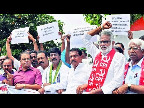 Vizag People Demanding Separate Railway Zone for AP | ABN Telugu