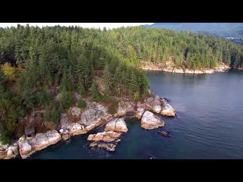 Lighthouse Park - West Vancouver [Xiaomi Mi Drone 4K]