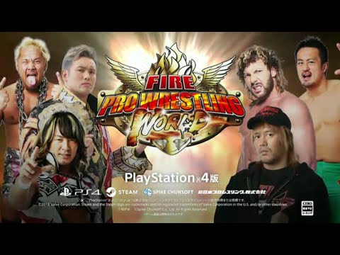 Fire Pro Wrestling World Review: 5 Ups & 2 Downs