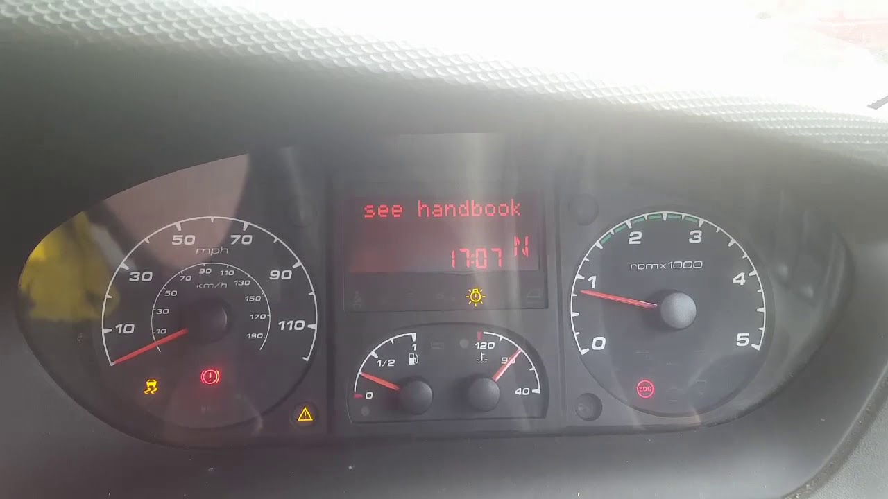 Iveco Daily Severe Gearbox Failure