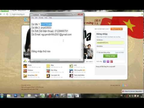 Hack Zing Me v.01 (Phần mềm)