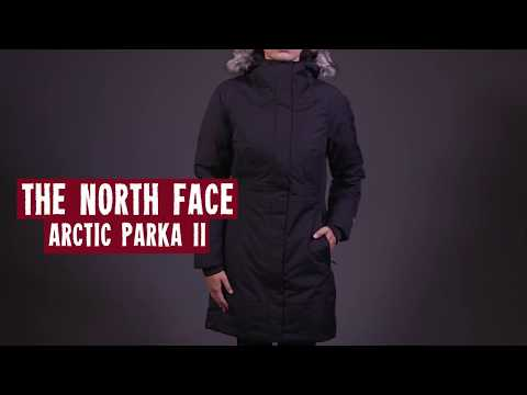 e05976cb0 The North Face Women's Arctic Parka II 2017 Review - YouTube