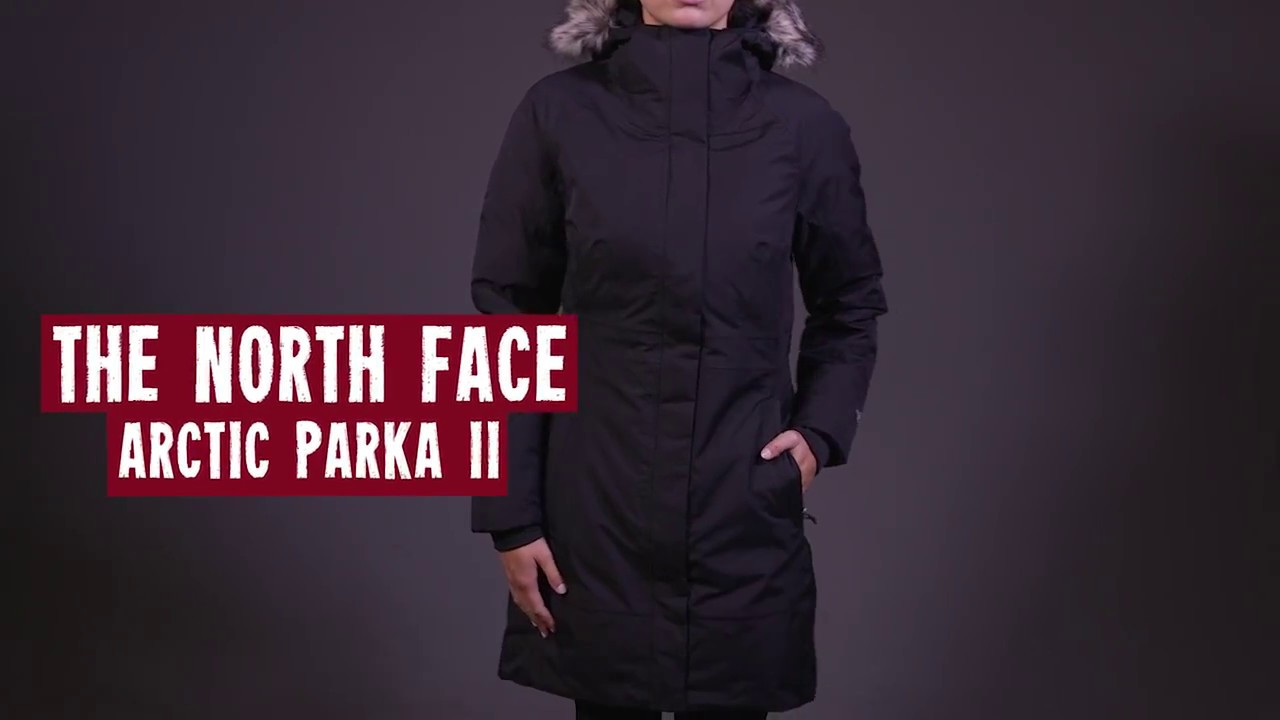 The North Face Women s Arctic Parka II 2017 Review - YouTube 6e4f764c7
