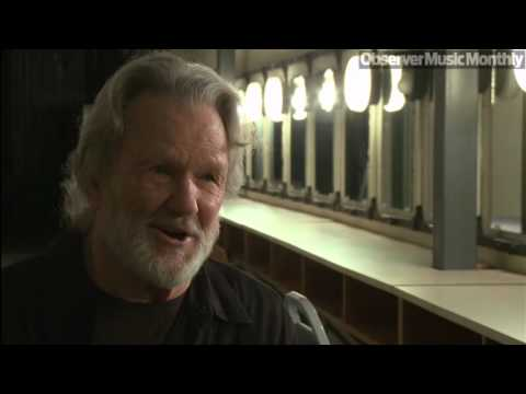 Observer music monthly's American legends: Kris Kristofferson