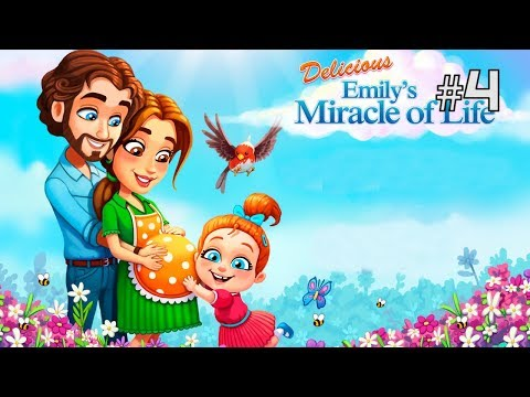 Twitch Livestream | Delicious Emily's Miracle Of Life Part 4 [PC]