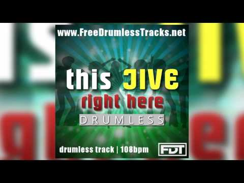 FDT This Jive Right Here - Drumless (www.FreeDrumlessTracks.net)
