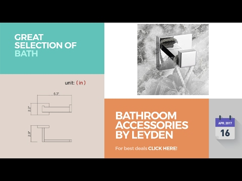 Bathroom Accessories By Leyden Great Selection Of Bath Products