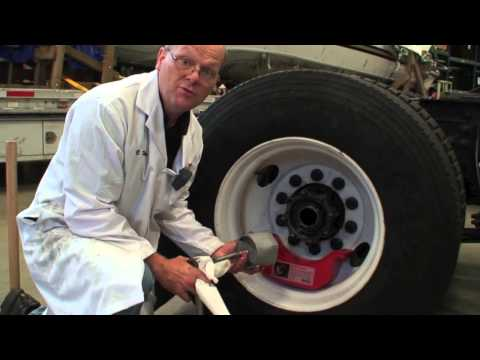 Part 1 Axle, Hub and wheel removal